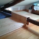Création d'un lit sur mesure