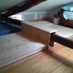 Création de mobilier: Lits sur-mesure - Vue détails haut 4