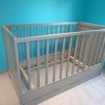 lit pour bébé sur mesure