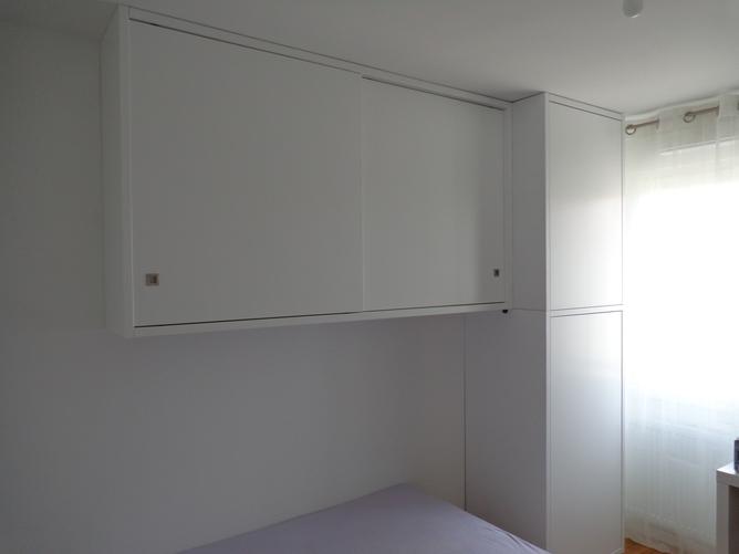 Agencement d une chambre sur mesure meyzieu lc for Agencement d une chambre